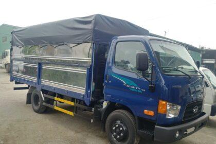 Xe tải 75S thùng bạt