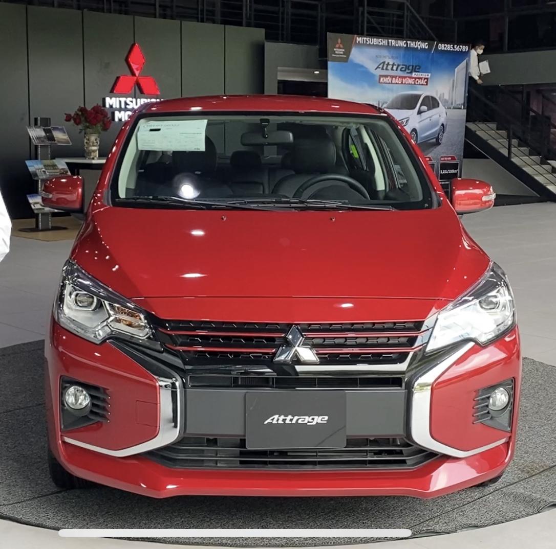 Xe Mitsubishi Attrage