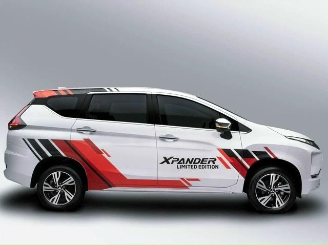 Mitsubishi Xpander 2021 Bản Đặc Biệt