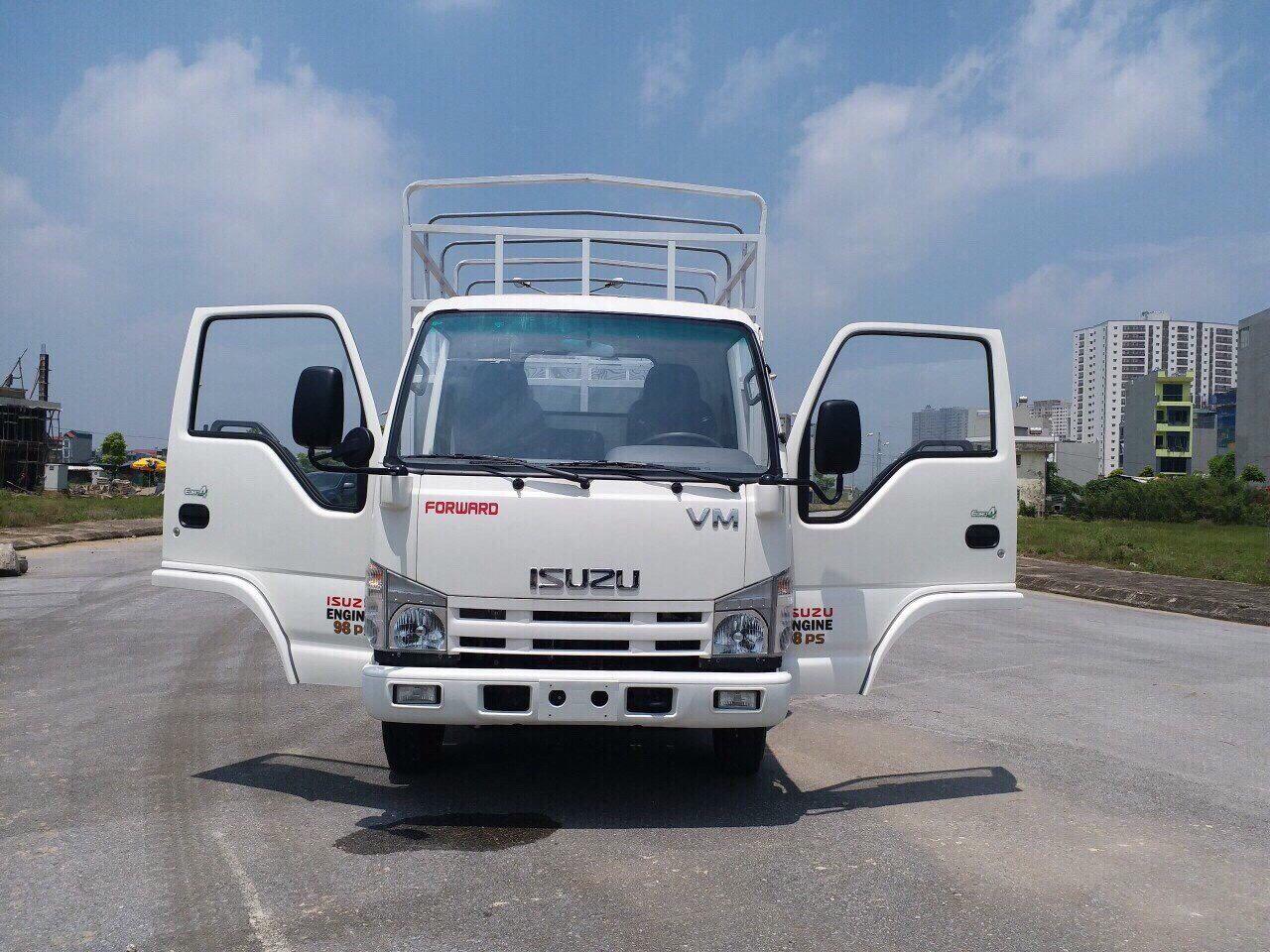 cabin xe isuzu 1.9 tan thung 6m2