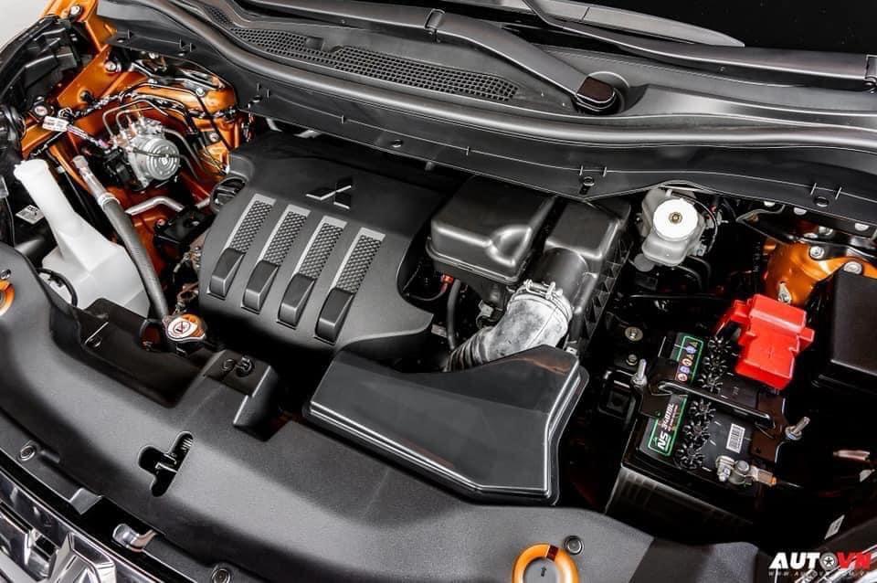 Động cơ xe Xpander 2022