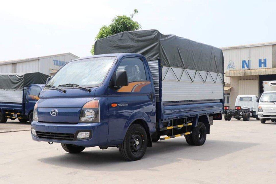 Hyundai H 150 Thùng bạt
