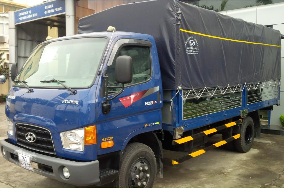 Xe tải Hyundai HD99S thùng bạt
