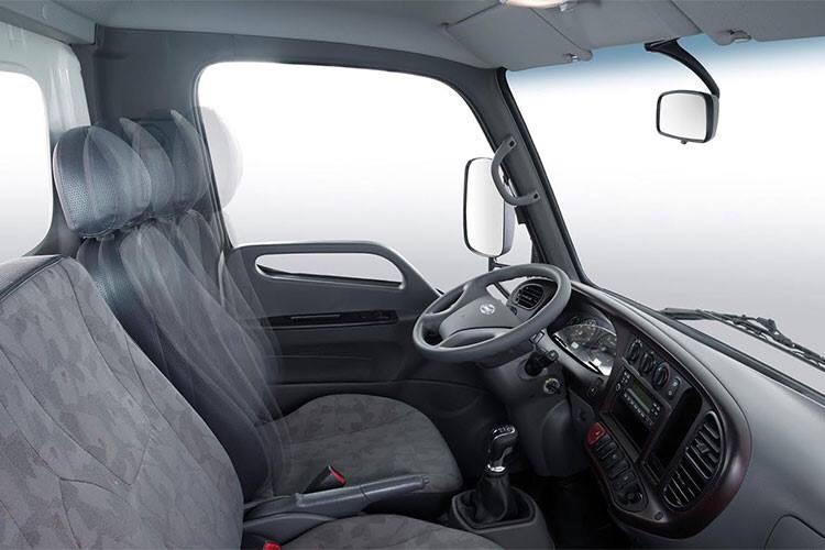 Nội thất xe tải Hyundai N250