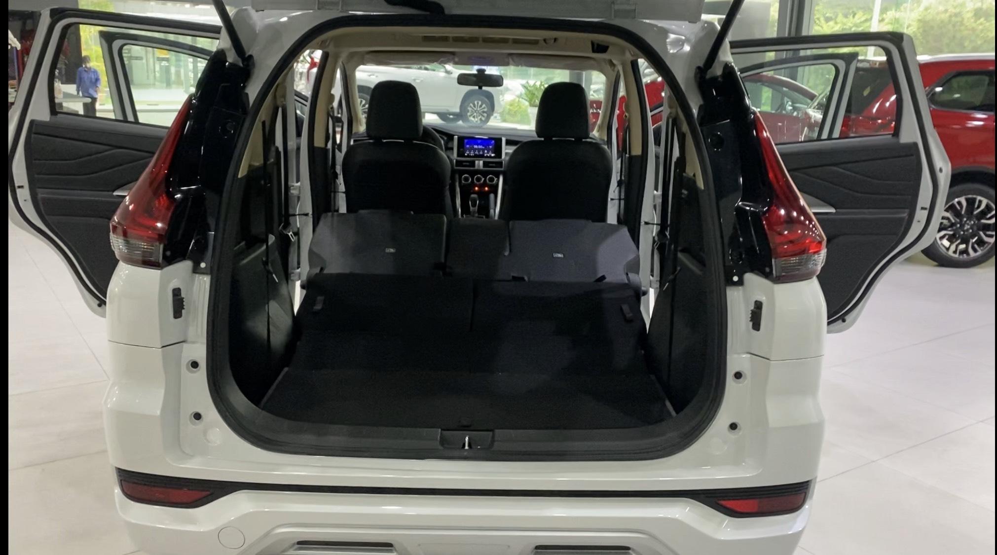 Nội thất xe Xpander 2022 rộng rãi