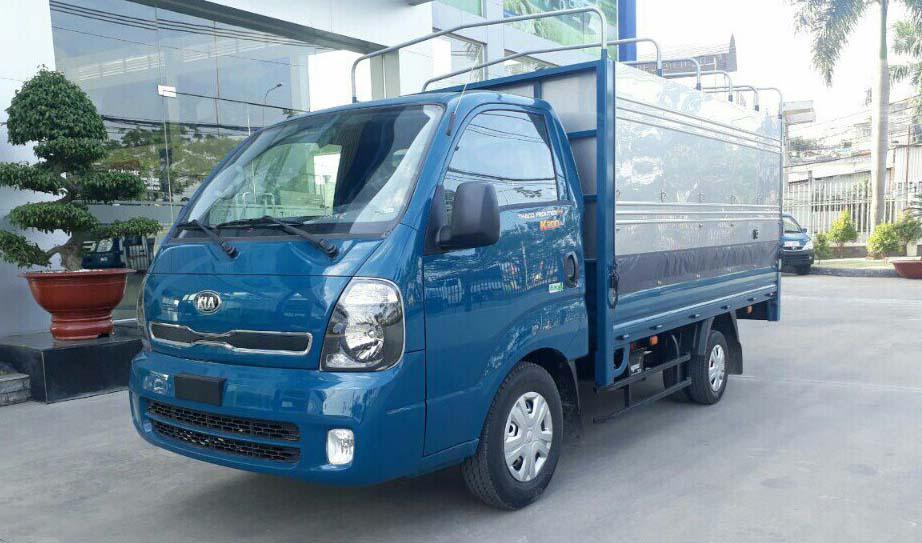 Xe tải Kia K200 thùng bạt